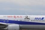 kumagorouさんが、仙台空港で撮影した全日空 767-381の航空フォト(飛行機 写真・画像)
