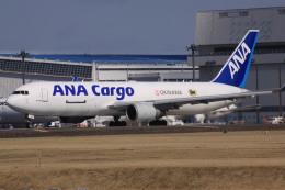 けいとパパさんが、成田国際空港で撮影した全日空 767-316F/ERの航空フォト(飛行機 写真・画像)