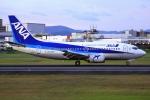 とらとらさんが、伊丹空港で撮影した全日空 737-54Kの航空フォト(飛行機 写真・画像)