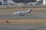 Gpapaさんが、福岡空港で撮影した中日本航空 B200 Super King Airの航空フォト(飛行機 写真・画像)