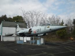 ヒコーキグモさんが、岡山空港で撮影した航空自衛隊 F-104J Starfighterの航空フォト(飛行機 写真・画像)