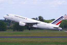航空フォト:F-GRXD エールフランス航空 A319