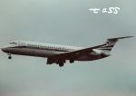 tassさんが、ロンドン・ヒースロー空港で撮影したイタリア空軍 DC-9-32の航空フォト(飛行機 写真・画像)