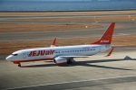 Wasawasa-isaoさんが、中部国際空港で撮影したチェジュ航空 737-8JPの航空フォト(飛行機 写真・画像)