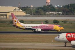 tsubameさんが、ドンムアン空港で撮影したノックエア 737-86Nの航空フォト(飛行機 写真・画像)