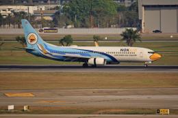 tsubameさんが、ドンムアン空港で撮影したノックエア 737-86Jの航空フォト(飛行機 写真・画像)
