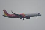 kuro2059さんが、ノイバイ国際空港で撮影したベトジェットエア A321-271Nの航空フォト(飛行機 写真・画像)