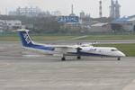 松山空港 - Matsuyama Airport [MYJ/RJOM]で撮影されたエアーニッポンネットワーク - Air Nippon Network [EH/AKX]の航空機写真