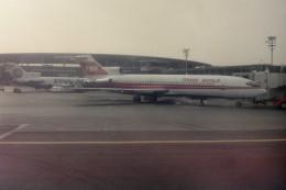 ヒロリンさんが、ラガーディア空港で撮影したトランス・ワールド航空 727-231の航空フォト(飛行機 写真・画像)