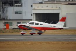 サボリーマンさんが、松山空港で撮影した日本個人所有 PA-28-181 Archer IIIの航空フォト(飛行機 写真・画像)