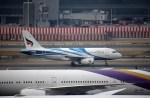 よんすけさんが、スワンナプーム国際空港で撮影したバンコクエアウェイズ A319-132の航空フォト(飛行機 写真・画像)