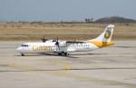 よんすけさんが、マンダレー国際空港で撮影したゴールデン・ミャンマー・エアラインズ ATR-72-600の航空フォト(飛行機 写真・画像)