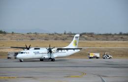 よんすけさんが、マンダレー国際空港で撮影したエア KBZ ATR-72-600の航空フォト(飛行機 写真・画像)