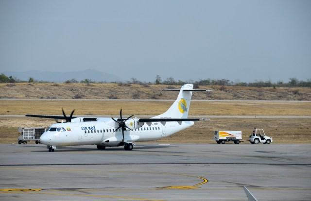 マンダレー国際空港 - Mandalay International Airport [MDL/VYMD]で撮影されたマンダレー国際空港 - Mandalay International Airport [MDL/VYMD]の航空機写真
