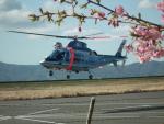 ヒコーキグモさんが、岡南飛行場で撮影した岡山県警察 A109E Powerの航空フォト(飛行機 写真・画像)