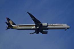 岡ちゃんさんが、中部国際空港で撮影したシンガポール航空 787-10の航空フォト(飛行機 写真・画像)