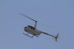 TAK_HND_NRTさんが、高松空港で撮影したローゼン航空 R44 Ravenの航空フォト(飛行機 写真・画像)