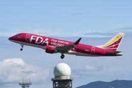 kuro2059さんが、名古屋飛行場で撮影したフジドリームエアラインズ ERJ-170-200 (ERJ-175STD)の航空フォト(飛行機 写真・画像)