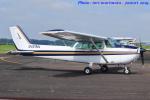 いおりさんが、龍ケ崎飛行場で撮影した新中央航空 172P Skyhawk IIの航空フォト(飛行機 写真・画像)