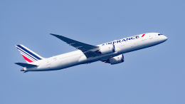 FLYPEAKSさんが、関西国際空港で撮影したエールフランス航空 787-9の航空フォト(飛行機 写真・画像)