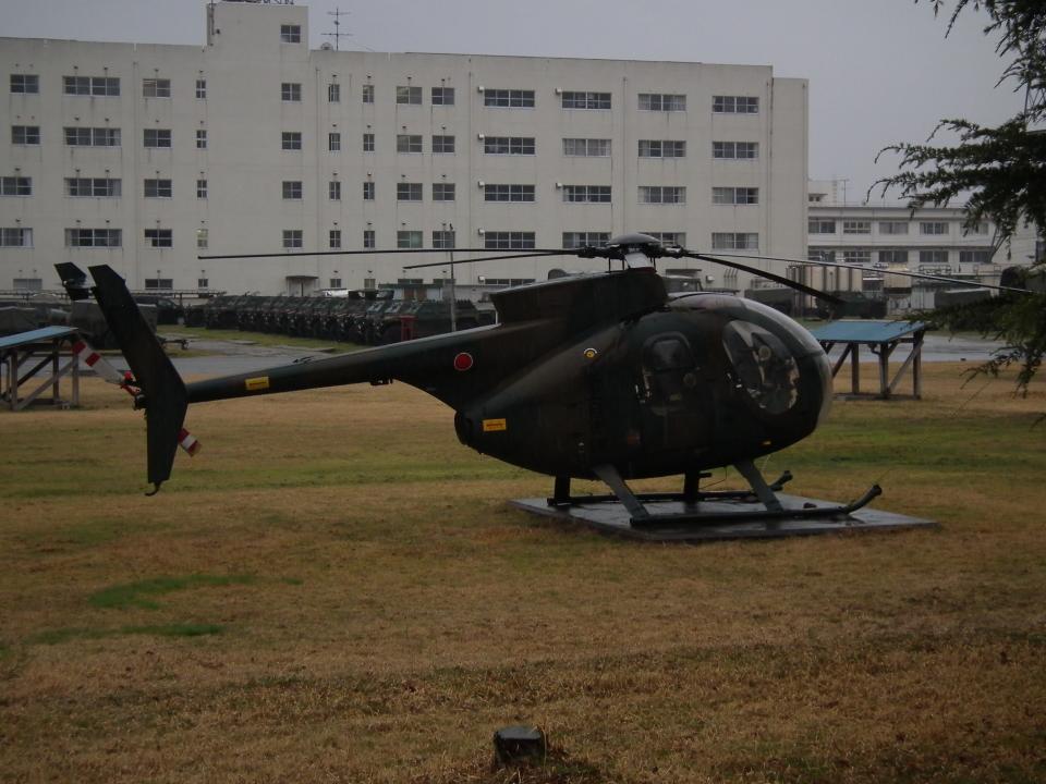 ヒコーキグモさんの陸上自衛隊 Kawasaki OH-6D (31149) 航空フォト