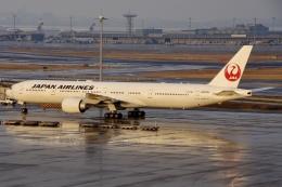 JA8943さんが、羽田空港で撮影した日本航空 777-346/ERの航空フォト(飛行機 写真・画像)