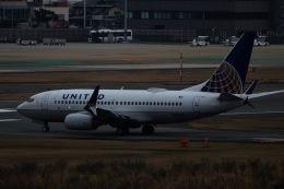 M.airphotoさんが、福岡空港で撮影したユナイテッド航空 737-724の航空フォト(飛行機 写真・画像)