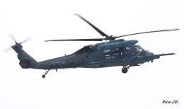 RINA-281さんが、小松空港で撮影した航空自衛隊 UH-60Jの航空フォト(飛行機 写真・画像)