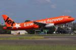 つみネコ♯2さんが、シドニー国際空港で撮影したジェットスター A320-232の航空フォト(飛行機 写真・画像)