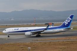 T.Kawaseさんが、関西国際空港で撮影した全日空 767-381/ERの航空フォト(飛行機 写真・画像)
