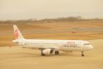 BELL602さんが、新潟空港で撮影した香港ドラゴン航空 A321-231の航空フォト(飛行機 写真・画像)