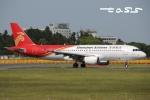 tassさんが、成田国際空港で撮影した深圳航空 A320-214の航空フォト(飛行機 写真・画像)
