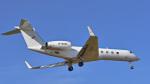 パンダさんが、成田国際空港で撮影した金鹿航空 G-V-SP Gulfstream G550の航空フォト(飛行機 写真・画像)