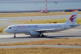 SSB46さんが、関西国際空港で撮影した中国東方航空 A320-232の航空フォト(飛行機 写真・画像)