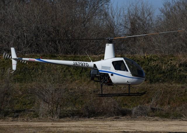 前山下妻ヘリポート - Shimotsuma Heliportで撮影された前山下妻ヘリポート - Shimotsuma Heliportの航空機写真(フォト・画像)