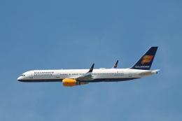だいすけさんが、ジョン・F・ケネディ国際空港で撮影したアイスランド航空 757-208の航空フォト(飛行機 写真・画像)