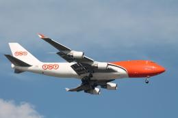 だいすけさんが、ジョン・F・ケネディ国際空港で撮影したTNT航空 747-4HAF/ER/SCDの航空フォト(飛行機 写真・画像)