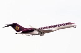 ちっとろむさんが、成田国際空港で撮影したジェット・アビエーション・ビジネス・ジェット BD-700-1A10 Global 6000の航空フォト(飛行機 写真・画像)