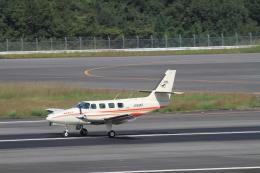 TAK_HND_NRTさんが、高松空港で撮影した中日本航空 T303 Crusaderの航空フォト(飛行機 写真・画像)