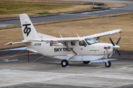 kuraykiさんが、南紀白浜空港で撮影したスカイトレック Kodiak 100の航空フォト(飛行機 写真・画像)