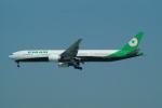 FRTさんが、タンソンニャット国際空港で撮影したエバー航空 777-36N/ERの航空フォト(飛行機 写真・画像)