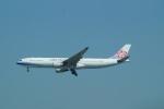 FRTさんが、タンソンニャット国際空港で撮影したチャイナエアライン A330-302の航空フォト(飛行機 写真・画像)