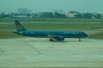 FRTさんが、タンソンニャット国際空港で撮影したベトナム航空 A321-231の航空フォト(飛行機 写真・画像)