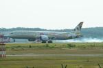 FRTさんが、クアラルンプール国際空港で撮影したエティハド航空 787-9の航空フォト(飛行機 写真・画像)