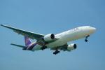FRTさんが、プーケット国際空港で撮影したタイ国際航空 777-2D7/ERの航空フォト(飛行機 写真・画像)