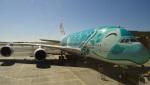 O.TAKUMAさんが、ダニエル・K・イノウエ国際空港で撮影した全日空 A380-841の航空フォト(飛行機 写真・画像)