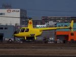otromarkさんが、八尾空港で撮影したつくば航空 R44 Clipper IIの航空フォト(飛行機 写真・画像)