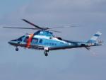 otromarkさんが、八尾空港で撮影した山形県警察 A109E Powerの航空フォト(飛行機 写真・画像)