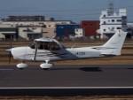 otromarkさんが、八尾空港で撮影した日本法人所有 172S Skyhawk SPの航空フォト(飛行機 写真・画像)