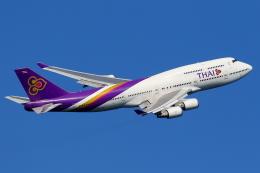 航空フォト:HS-TGA タイ国際航空 747-400